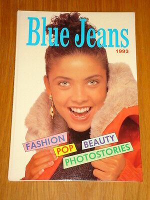 Blue Jeans British Annual 1993