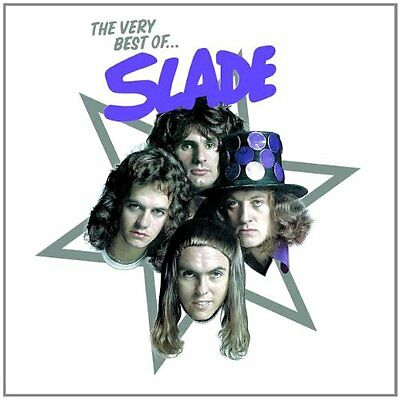 SLADE THE VERY BEST OF 2CD SET (Re-issued October 30th 2015) GREATEST HITS
