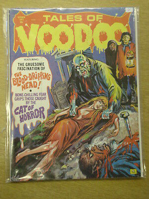Tales Of Voodoo Vol 5 #6 Vf Eerie Horror Magazine