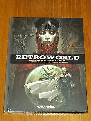 Retroworld Humanoids Galliano Peyravern Bazal Hardback< 9781594650741
