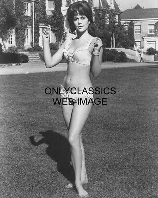 """Here I Am"" Shapely Sexy Natalie Wood In Bikini Swimsuit Photo Pinup Cheesecake"