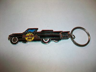 Hard Rock Cafe Love All Serve All Convertible Car Key Ring Keyring