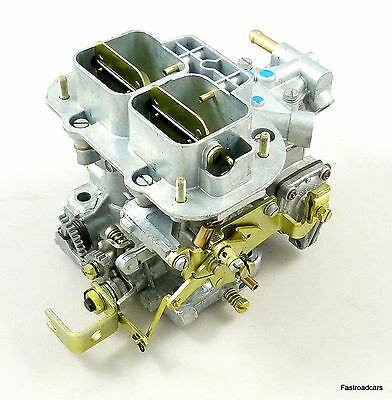 Ford V6 2.3 Cologne Granada.kitcar Weber 38 Dgms Carb/carburettor Manual Choke
