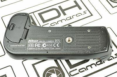 Nikon D70 Base Bottom Cover With battery Door Replacement Repair Part DH6249