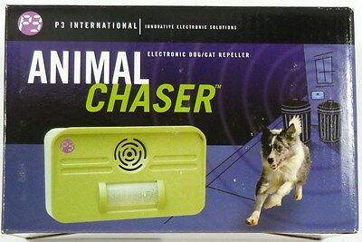 P7805  P3 Animal Chaser, No more raccoons!, deer stay away!