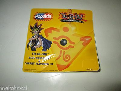 Popsicle Ice Cream Truck Sticker Yu-Gi-Oh! Enter The Shadow Realm Was Stapled