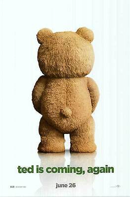 Ted 2 Advance Two Sided  Original Movie Poster  27X40