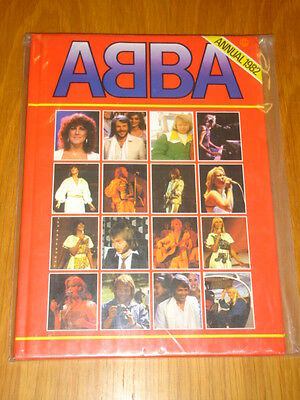 Abba British Annual 1982 F/Vf