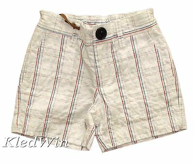 Hitch-Hiker by MONNALISA short wit, mt.6 M 65, NIEUW!!!