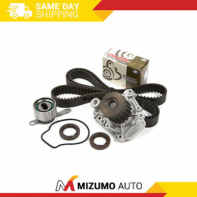 Fit Timing Belt Water Pump Kit 96-00 Honda Civic 1.6L SOHC 97 D16Y5 D16Y7 D16Y8