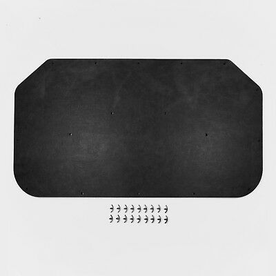 DMT A Body 1967 67 1968 68 1969 69 Dart Duster Hood Insulation Pad WITH CLIPS