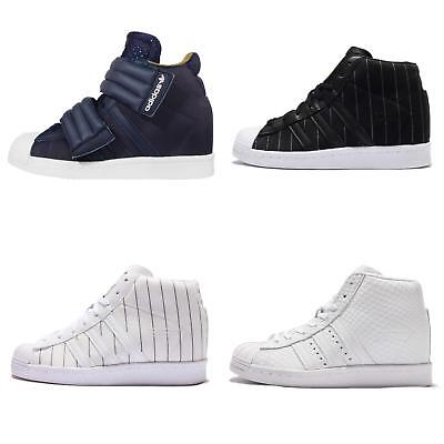 Adidas Originals Superstar UP W Womens Wedges Shoes Sneakers Trainers Pick 1