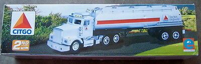 Citco Toy Tanker Tractor Trailer Die Cast 1997