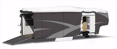 Adco Design Tyvek RV 5th Wheel Camper Cover Fits 37.1 to 40 FT.