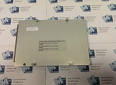 HP Blank Cover Switch 5400R Power Supplies