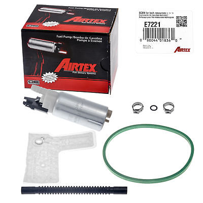 Airtex Electric Fuel Pump E7221 For Jeep Chrysler Dodge Liberty TJ 2004-2010