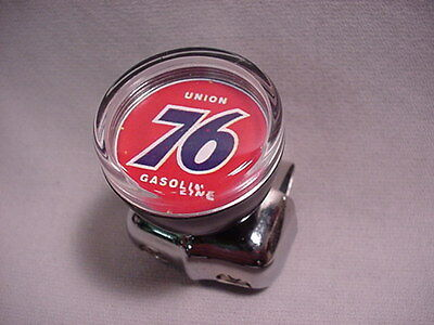Union 76 Steering Wheel Suicide Spinner Brodie Knob Hot Rod Classic