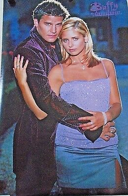 Buffy the Vampire Slayer - Orig. Vint. Poster  #1883 / Exc.+ new cond.  23 x 35""