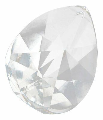 Magnificent Crystal 76mm Clear Crystal Teardrop Prism, By CrystalPlace