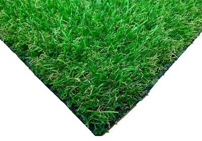 Majestic 35mm Astro Artificial Landscaping Grass Realistic Natural Fake Turf
