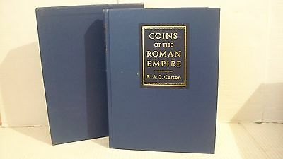 Coins of the Roman Empire by Robert B. Carson (1990, Hardcover)