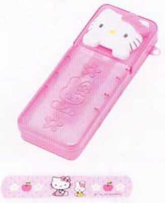 Hello Kitty : Adhesive Bandages : Pink KT 72704