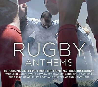 Various Artists - Rugby Anthems [New CD] UK - Import