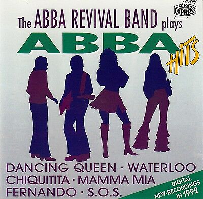 Abba Revival Band - Thank You For The Music / Cd