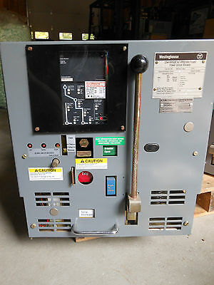 westinghouse Cutler Hammer DSL-206 air circuit breaker S56LSIG 1yr Warranty!
