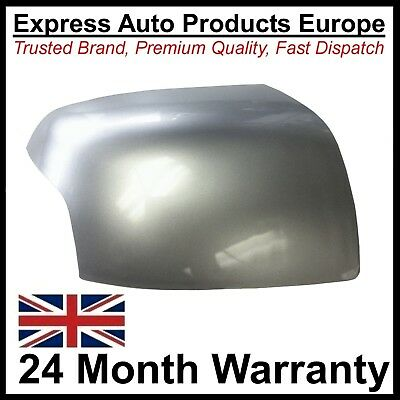 Wing Mirror Cap FOR indicator Moondust Silver Right Focus Mk2 to 2008