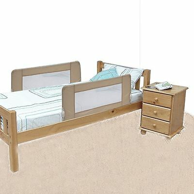 Safetots Double Sided Bed Rail Unisex Colour Child Bed Guards Travel Bedguard