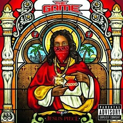 Game, The Game - Jesus Piece [New CD] Explicit, Deluxe Edition