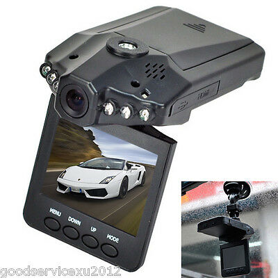 """5VDC/1A 2.5"""" Foldable Autos Driving DVR Camera LCD Colourful Recorder Tachograph"""