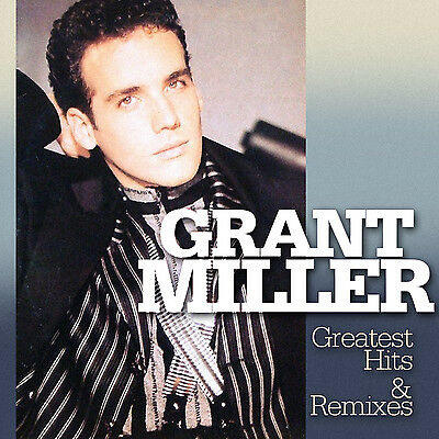 Italo CD Grant Miller Greatest Hits and Remixes 2CDs