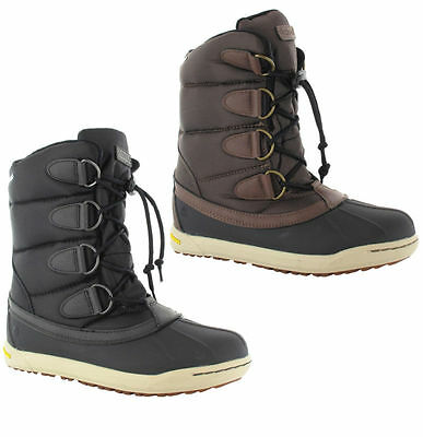 Hi-Tec Talia Shell Thermal Ski Waterproof Winter Snow Womens Boots Size 4-8 UK