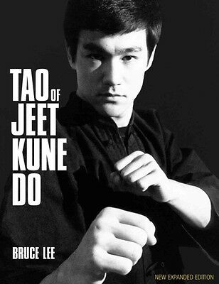 Tao of Jeet Kune Do by Bruce Lee Paperback Book (English)