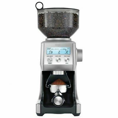 Sage By Heston Blumenthal The Smart Grinder Pro Coffee Grinding Machine BCG820BS
