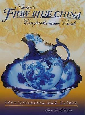 Book : Flow Blue China > Booths,doulton,wedgwood