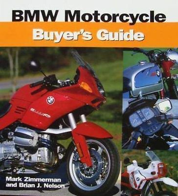Book : Bmw Motorcycle/moto Buyer's Guide