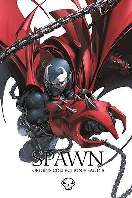 Spawn Origins Collections  5  Hardcover  Panini Neuware