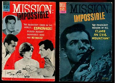 Mission: Impossible #1 & 2