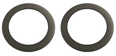 (2) CAC-248-2 Air Compressor Piston Ring for Porter Cable Craftsman DeVilbiss