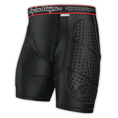 Troy Lee Designs Tld Youth Protection Shorts 5605 Motocross Atv Off Road