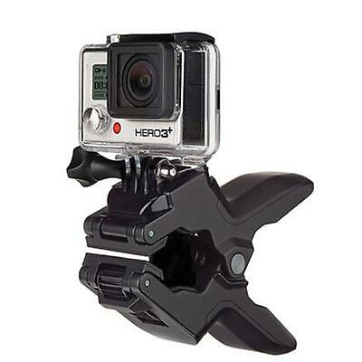 Jaws Flex Clamp Mount Adjustable Holder For GoPro Hero 3/3+/4 Camera Accessories