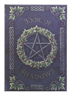 New Embossed Book of Shadows Ivy A5 Journal