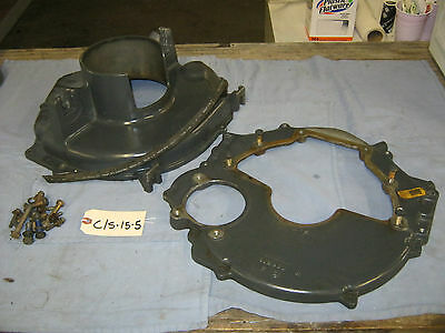OMC COBRA 2.3L Flywheel Housing 0913283 or 3857846 Lot C/S-15-5 Freshwater