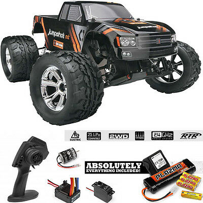HPI 115116 1/10 Jumpshot MT Monster Truck 2WD RTR w/Radio/Battery/Charger