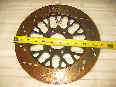 Suzuki 1981 1982 GS650 E GS 650 front left Brake Rotor Disc Thickness: 5.05 mm