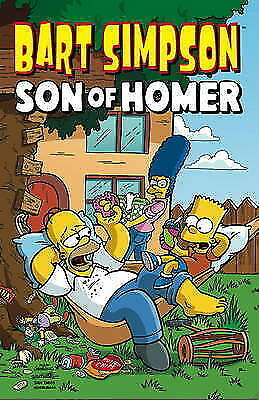 Bart Simpson: Son of Homer, Matt Groening, New