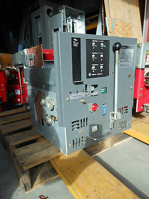 westinghouse DS-206 air circuit breaker complete and ready for rebuild!